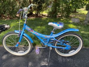"""20"""" Girls Cruiser Bike - Smooth and Easy to Ride! for Sale in Chesterfield, VA"""