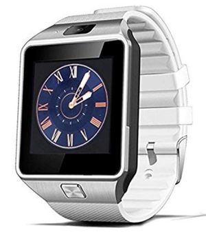 NEW Touchscreen Smart Watch (white) for Sale in Edgewood, WA