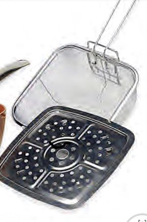 Copper Chef Square Pan Extra parts for Sale in S HARRISN Township, NJ