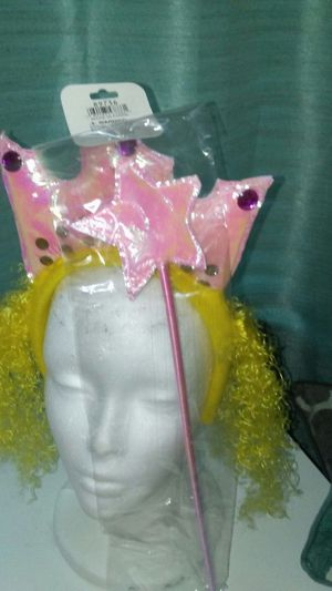 Rapunzel Halloween headbands for Sale in North Las Vegas, NV