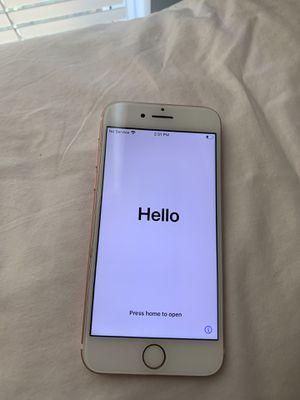 iPhone 7 Rose Gold for Sale in Dalton, GA
