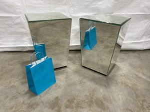 Mirror End Tables - Set of 2 for Sale in Vancouver, WA