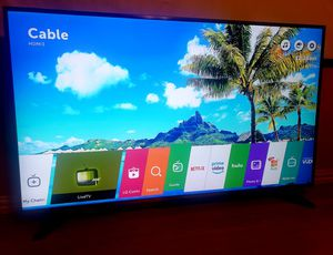 "70"" LG 4k Smart Tv for Sale in Dallas, TX"