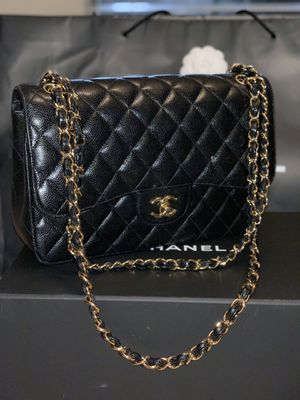 Authentic classic double flap Chanel handbag for Sale in Austin, TX
