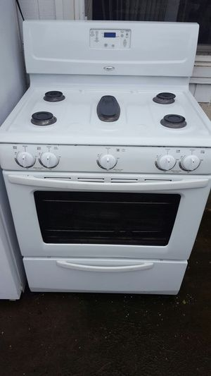 Whirlpool Stove for Sale in San Diego, CA