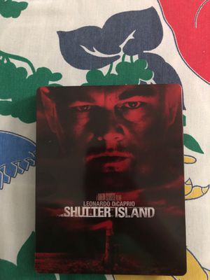 Shutter Island 4K Steelbook Limited Edition for Sale in Manalapan Township, NJ
