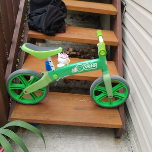 Balance bike for Sale in Silver Spring, MD