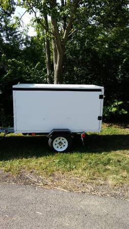 Utility/camper trailer for Sale in Columbus, OH