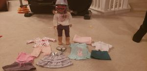 American Girl doll With extras personal doll for Sale in Brentwood, CA
