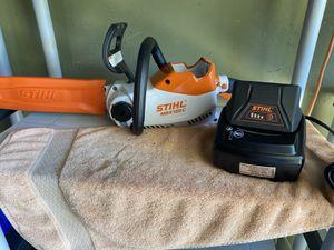 Chainsaw - electric for Sale in Saginaw, MI