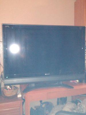 Sharp Aquos 46 inch flat screen 1080p for Sale in Albuquerque, NM