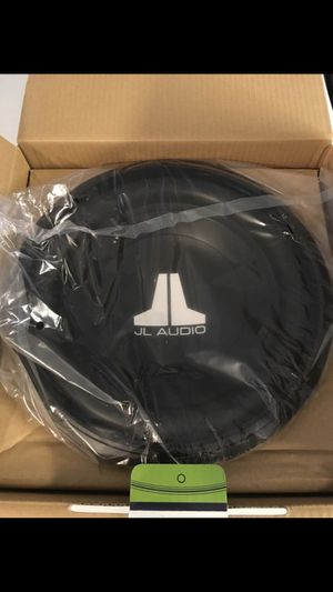 JL audio 12 inch subwoofer 12w0v3 for Sale in Chino Hills, CA