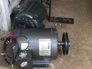 Electric motors for Sale in San Antonio, TX