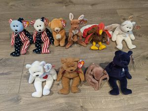 Rare, oddity beanie babies for Sale in Puyallup, WA
