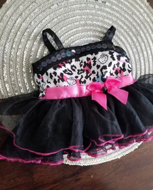 Build a Bear- Hello Kitty Dress for Sale in Long Beach, CA