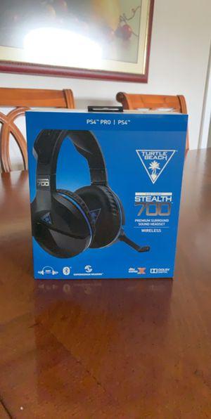 (Brand New) Gaming Headphones Turtle Beach Stealth 700 for Sale in Hialeah, FL