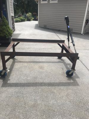 Extremely heavy duty camper stand for Sale in Gig Harbor, WA