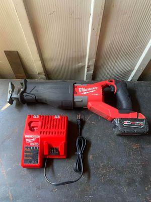 vendo saswall con batería i cargador for Sale in San Jose, CA