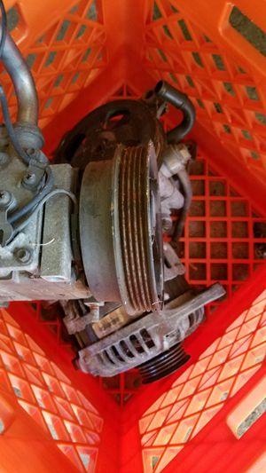 Mazda protege 2.0L parts. Alternator, Power steering pump, air compressor, intake manifold for Sale in Delran, NJ