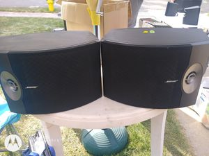 Bose speakers for Sale in Greenleaf, WI