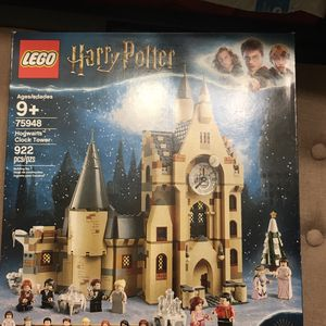 Lego Harry Potter Clock Tower 75948 for Sale in Garden Grove, CA