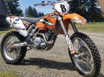 KTM 450 SX for Sale in Damascus,  OR