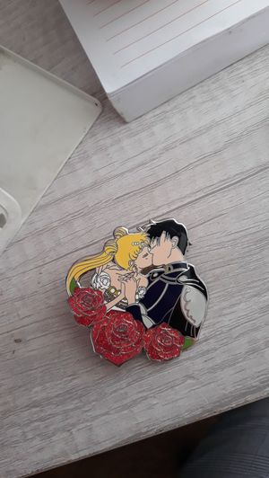 Sailor Moon anime kawaii enamel pin for Sale in Artesia, CA