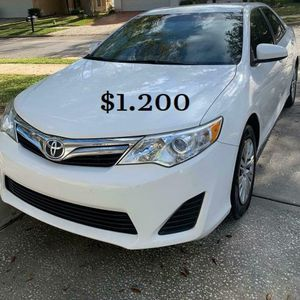 $1.2OO For sale 2013 toyota camry for Sale in San Jose, CA