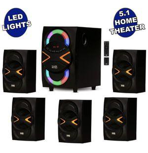Acoustic Audio LED Speaker System 🔊 for Sale in Las Vegas, NV