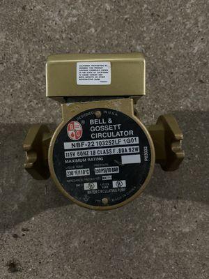 Circulation pump for Sale in Burleson, TX