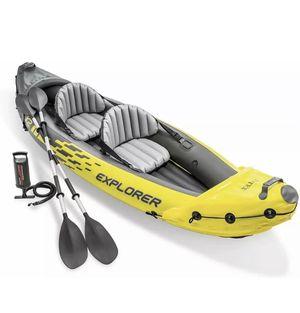 Intex K2 Challenger Inflatable Kayak for Sale in Cumming, GA