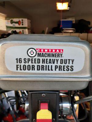 Heavy Duty Drill press for Sale in Loganville, GA