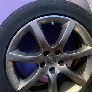 Set Of Stock G35 Rims for Sale in Mount Holly, NC