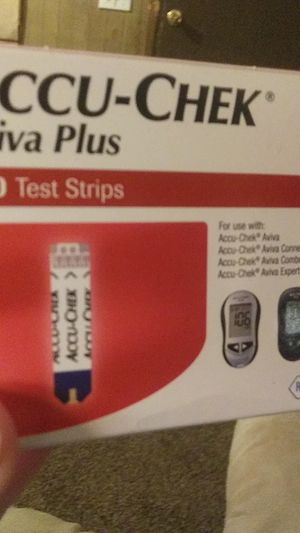 Diabetic strips for Sale in Pamplin, VA