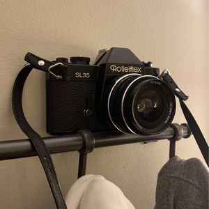 Rolleiflex SL35 With Carl Zeiss Distagon 2, 8/35 Lens for Sale in Ambler, PA