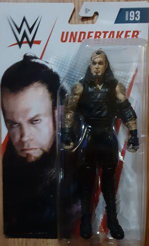 New WWE Undertaker Action Figure. for Sale in Apopka, FL
