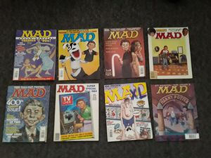 Mad magazines for Sale in Stockton, CA