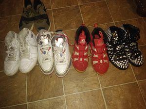 Jordan y Adidas for Sale in Dallas, TX