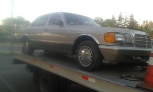 88 mercedes 420SEL parting out for Sale in Hayward, CA