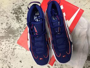 Brand new men's air nike max penny shoes size 10.5 for Sale in Bronx, NY