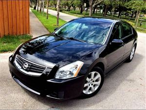 Nissan Maxima 2008 for Sale in Baltimore, MD