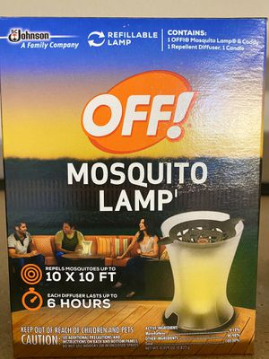 Mosquito lamp (new, never used) for Sale in Las Vegas, NV