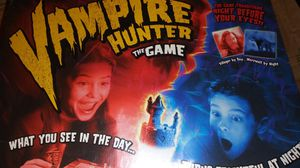 Vampire hunter the board game for Sale in Vancouver, WA