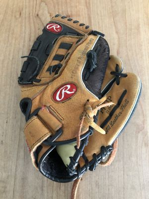 """Rawlings PP11P 11"""" Leather Youth Baseball Glove Very Good Condition! for Sale in Phoenix, AZ"""