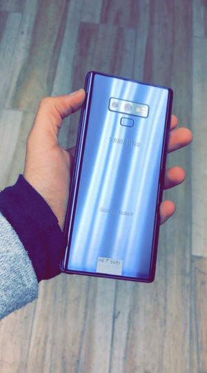 Unlocked Samsung Note 9, 128gb, Excellent condition, Free charger for Sale in Fort Worth, TX