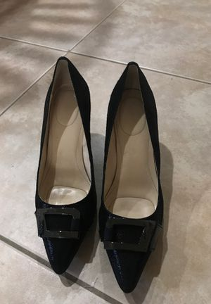 Calvin Klein high heel shoes size 6M for Sale in Torrance, CA