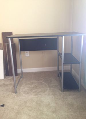 Small black oak desk for Sale in Orlando, FL