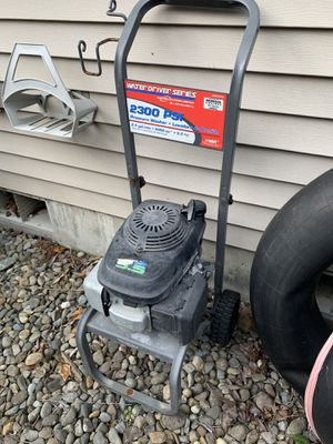 2300 psi pressure washer for Sale in Bonney Lake, WA