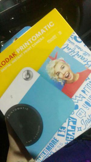Kodak Printomatic Instant Digital Print Camera for Sale in Modesto, CA