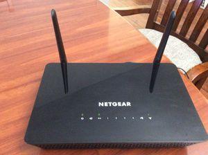 Netgear wireless router for Sale in Virginia Beach, VA